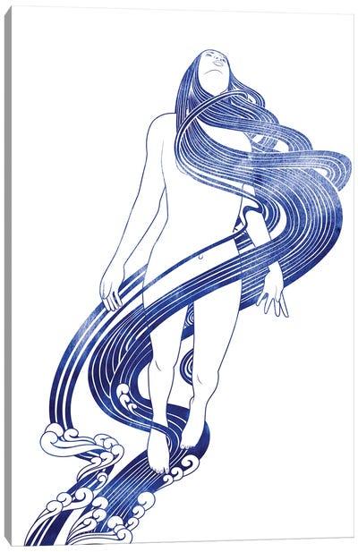 Nereid XCI Canvas Art Print