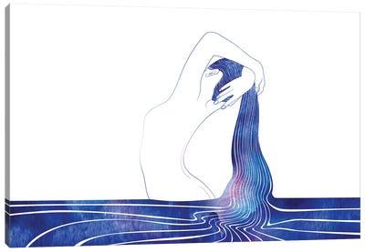 Nereid XCIII Canvas Art Print