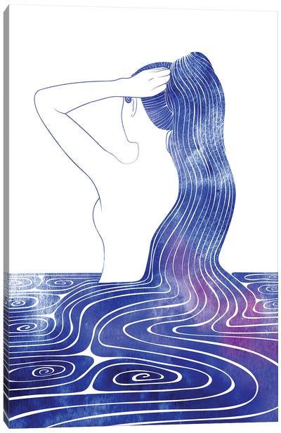Nereid XCIV Canvas Art Print