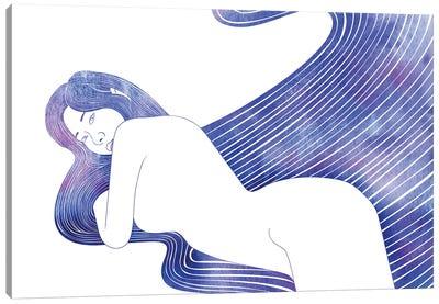 Nereid XCVI Canvas Art Print
