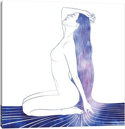 Nereid XCVII Canvas Art Print