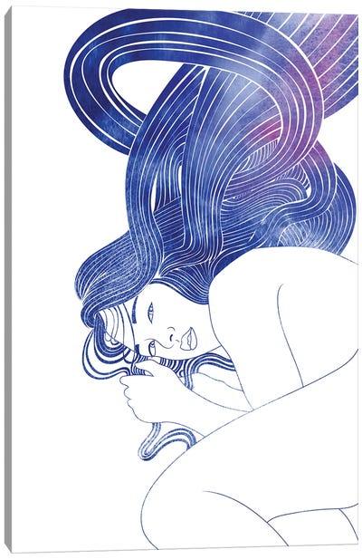 Nereid XCVIII Canvas Art Print