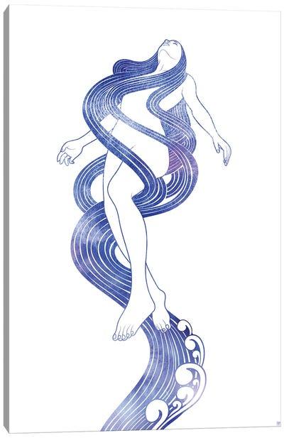 Nereid XCIX Canvas Art Print