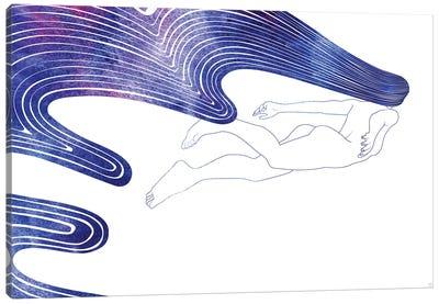 Nereid CI Canvas Art Print