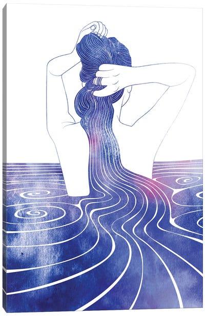 Nereid CII Canvas Art Print