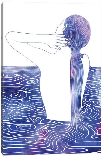 Nereid CVII Canvas Art Print