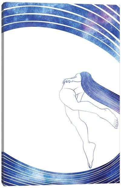 Nereid CVIII Canvas Art Print