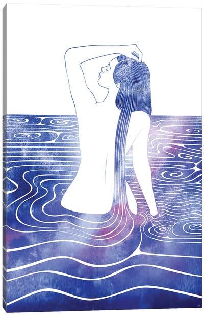 Nereid CIX Canvas Art Print
