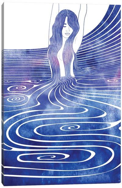 Nereid CXI Canvas Art Print