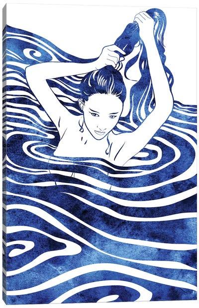 Water Nymph IV Canvas Art Print