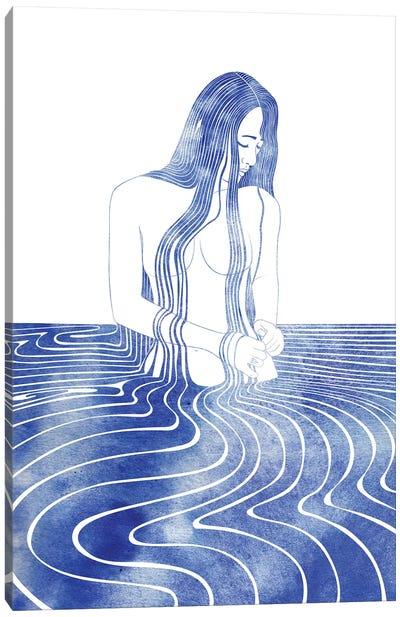 Amatheia Canvas Art Print