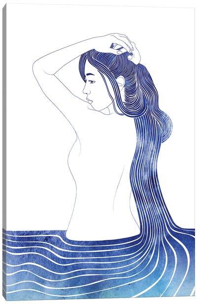 Amphithoe Canvas Art Print