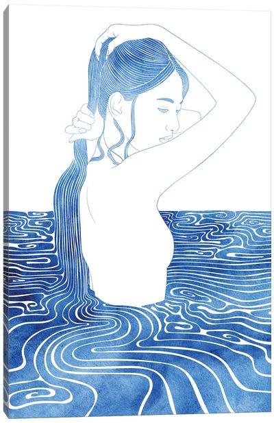 Apseudes Canvas Art Print
