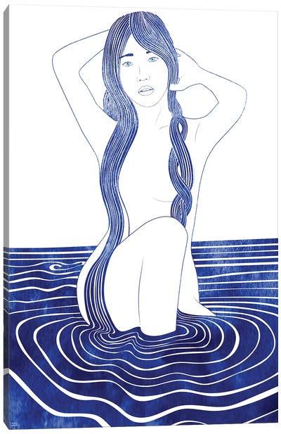 Dione Canvas Art Print