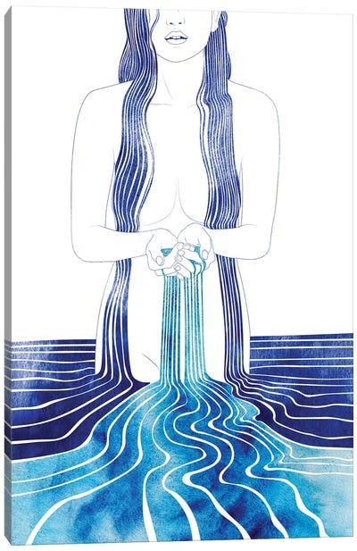 Eudora Cropped Canvas Art Print