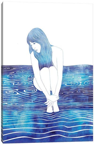Galateia Canvas Art Print