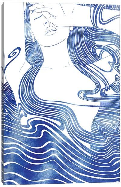 Galene Canvas Art Print