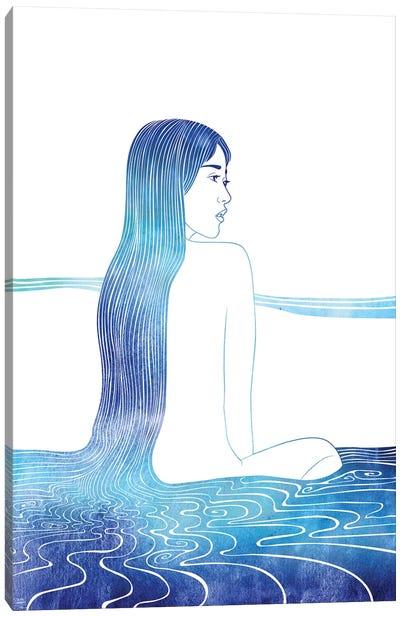 Ione Canvas Art Print