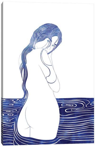 Klymene Canvas Art Print