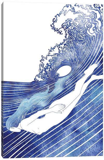 Kymothoe Canvas Art Print
