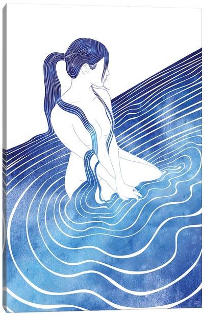 Laomedeia Canvas Art Print