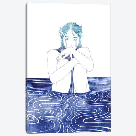 Protomedeia Canvas Print #SRN78} by sirenarts Canvas Art