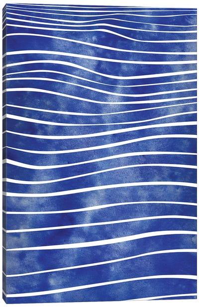 Tide XI Canvas Art Print