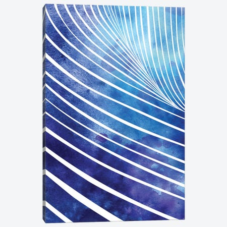 Tide XIV Canvas Print #SRN84} by sirenarts Canvas Art