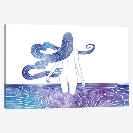 Polynoe Canvas Print #SRN92} by sirenarts Canvas Artwork