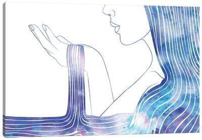 Pasithea Canvas Art Print