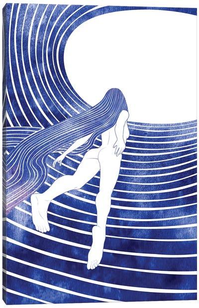 Menippe Canvas Art Print