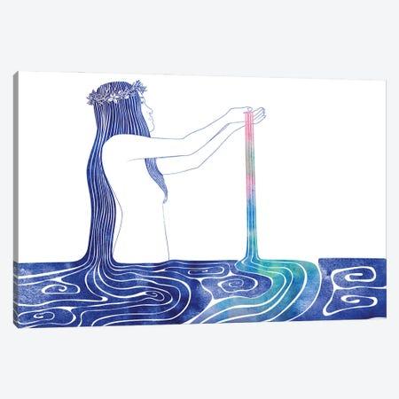 Eupompe Canvas Print #SRN99} by sirenarts Canvas Wall Art