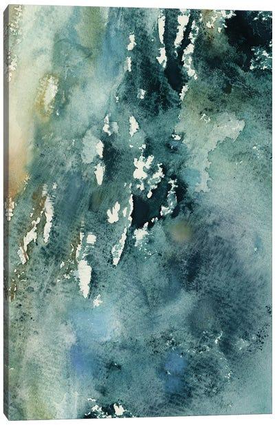 Abstract Sea II Canvas Art Print