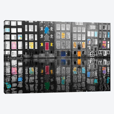 Amsterdam 39 Canvas Print #SRY1} by Igor Shrayer Canvas Wall Art