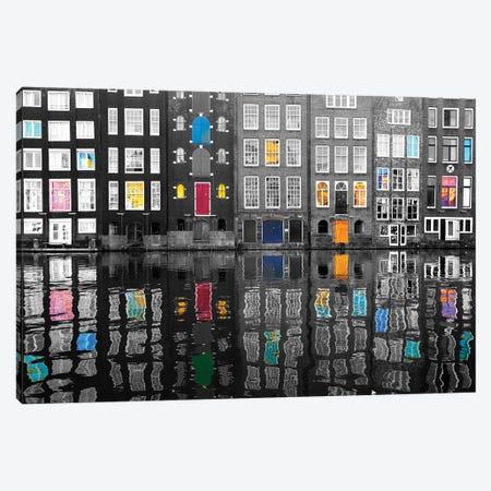 Amsterdam 39 Canvas Print #SRY1} by Igor Shrayer Canvas Wall Art