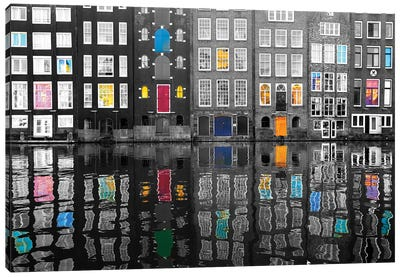 Amsterdam 39 Canvas Art Print
