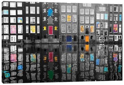 Amsterdam 39 Canvas Art Print