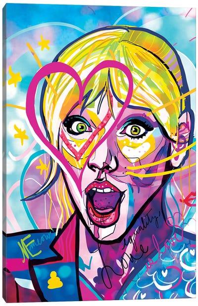 Taylor Swift (Lover) Canvas Art Print