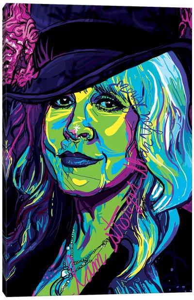 Stevie Nicks Canvas Art Print