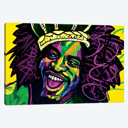 André 3000 Canvas Print #SSD2} by Only Steph Creations Canvas Art Print