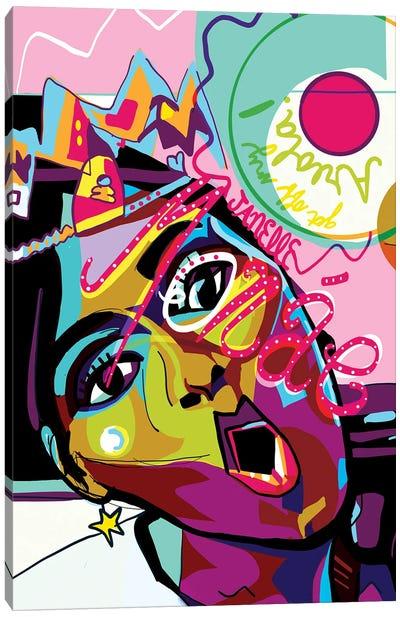 Janelle Monáe Canvas Art Print