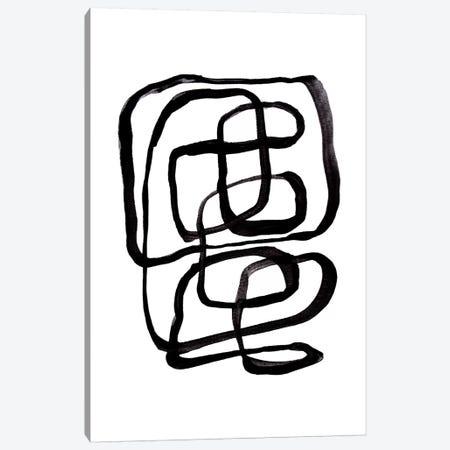 Minimalist II Canvas Print #SSE118} by Sisi & Seb Canvas Artwork