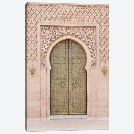 Morocco Canvas Print #SSE125} by Sisi & Seb Canvas Artwork