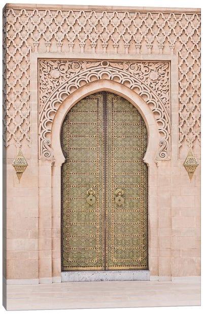 Morocco Canvas Art Print