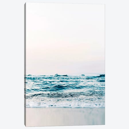 Ocean Wave Canvas Print #SSE129} by Sisi & Seb Canvas Art Print