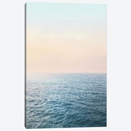 Peaceful Canvas Print #SSE143} by Sisi & Seb Canvas Art Print