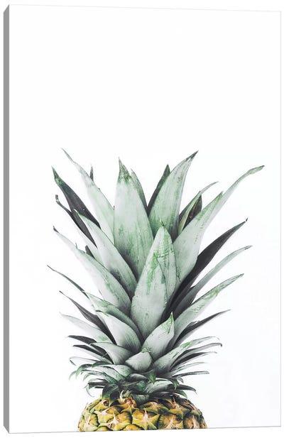 Pineapple Canvas Art Print
