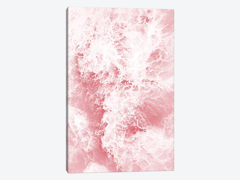 Pink Ocean by Sisi & Seb 1-piece Canvas Print