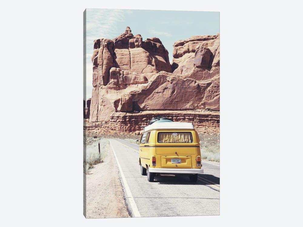 Road Trip by Sisi & Seb 1-piece Canvas Art Print