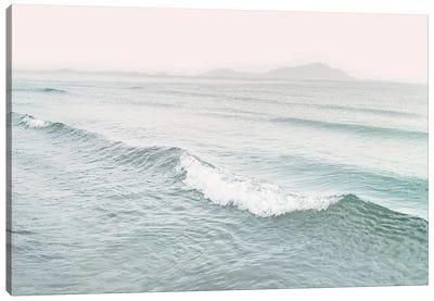 Sea Wave Canvas Art Print